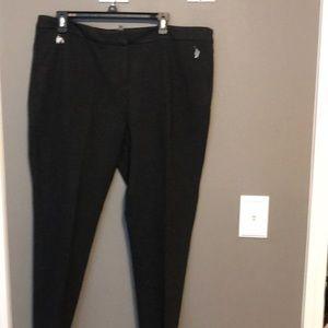 Anne Klein winter leggings/pants